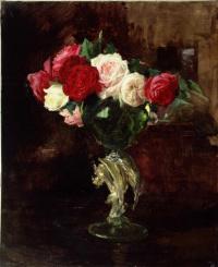 Хоакин Соролья (Соройя). Розы