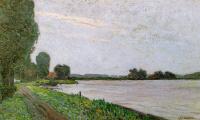 Лео Гестел. Дождь в Амстеле