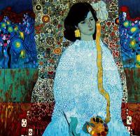 Portrait Of Ivanna Moskovka