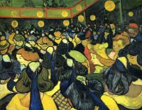 Винсент Ван Гог. Танцевальный зал в Арле