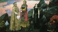 Three Princess of the underworld