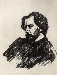 Portrait Of L. N. Andreeva