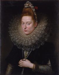 Peter Paul Rubens. Portrait of a lady