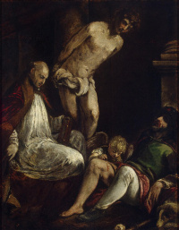 Saints Fabian, Sebastian and Roch