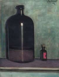Леон Спиллиарт. Oil