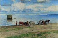 The crossing of the Dnieper