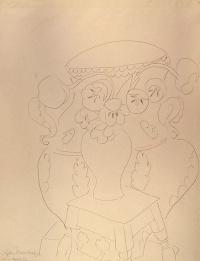 Анри Матисс. Натюрморт с двумя вазами