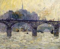 Кес Ван Донген. Мост Искусств, Париж