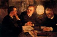 Edvard Munch. Law