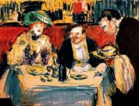 Пабло Пикассо. Закусочная