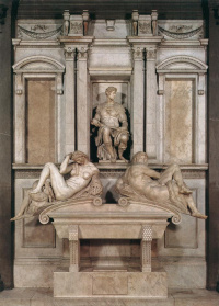 Tomb Of Giuliano De ' Medici