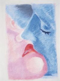 Робер Делоне. Поцелуй