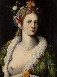 Флора (Flora meretrix)