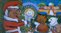 Кошачье Рождество