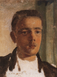 Portrait Of Sergei Diaghilev