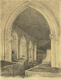 Интерьер церкви святого Андрея, Престон