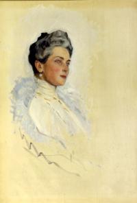 Портрет княгини З.Н. Юсуповой