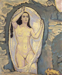 Коломан Мозер. Венера в гроте