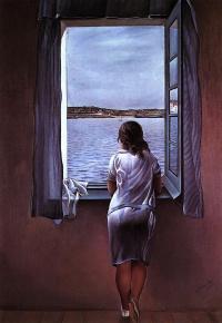 Фигура в окне