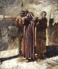 Николай Николаевич Ге. Голгофа