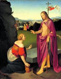 Johann Friedrich Overbeck. Easter Morning