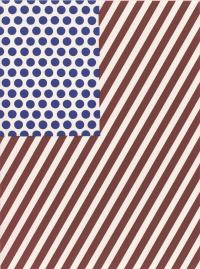 Roy Liechtenstein. New fall of America. Sheet 9