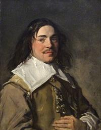 Франс Хальс. Портрет молодого мужчины