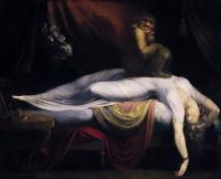 Иоганн Генрих Фюссли. Ночной кошмар