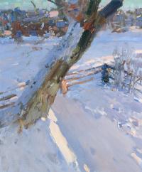 Бато Дугарович Дугаржапов. Зимняя липа