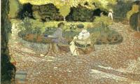 Жан Эдуар Вюйар. Беседы в саду