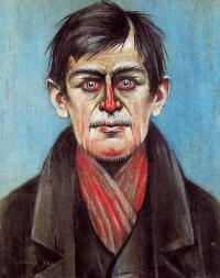 Лоуренс Стивен Лоури. Мужской портрет