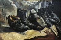 Винсент Ван Гог. Три пары ботинок