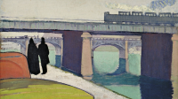 The bridge at Asnières