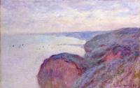 Клод Моне. На крутых берегах близ Дьеппа