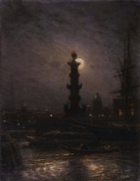 Алексей Петрович Боголюбов. Петербург