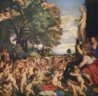 Тициан Вечеллио. Поклонение Венере