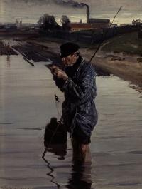 """Илларион Михайлович Прянишников. """"Охота пуще неволи"""". 1882"""