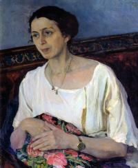 Портрет Е.П. Разумовой