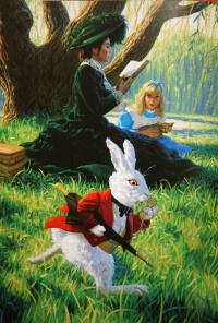 Первая встреча с кроликом