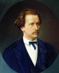 Сергей Иванович Грибков. Портрет Николая Григорьевича Рубинштейна