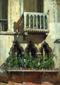 Венецианский фасад
