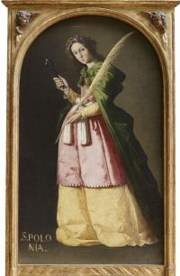 Св. Аполлония