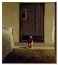Кролик  перед зеркалом