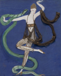 Флорина Штеттхаймер. Эвридика и змея