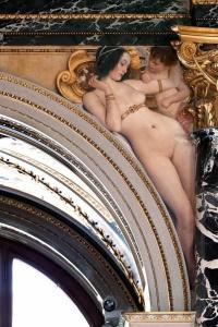 Флорентийский ренессанс (Роспись для музея истории искусств, Вена)
