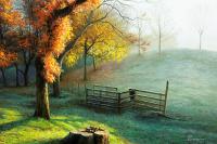 Autumn. Days of farewell warmth ...