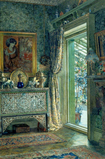 Drawing Room, Holland Park