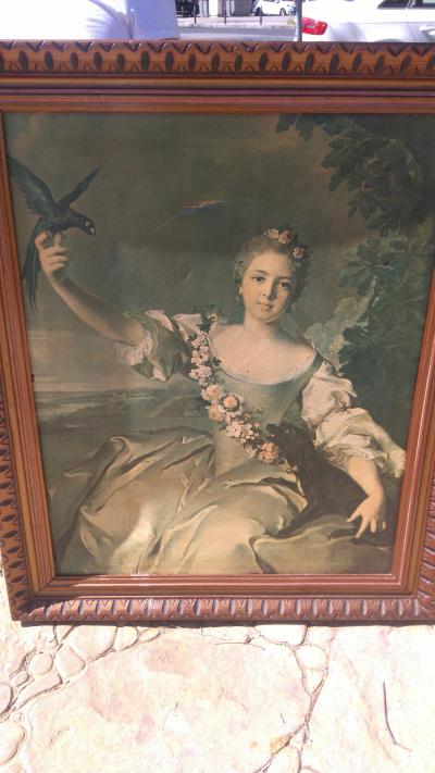 Matilda de Canise, Marquis D'Antine