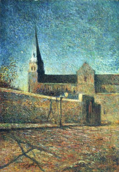 Церковь Вожирара
