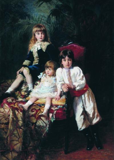Дети господина Балашова
